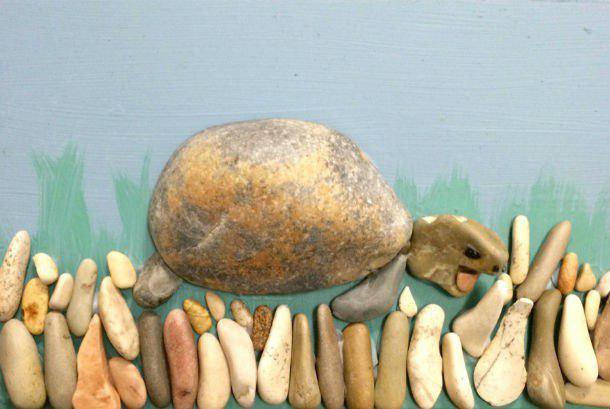 Autors: HELIOFOBIJA Māksla no akmens