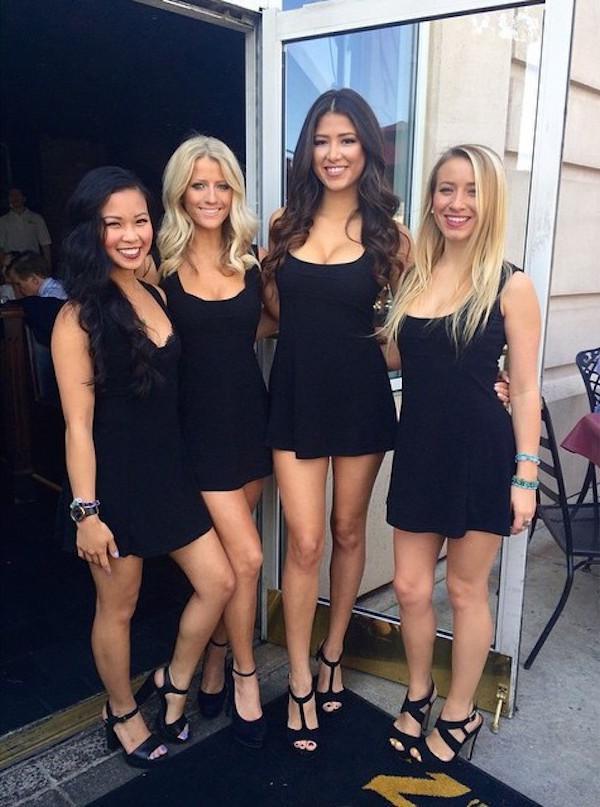 Autors: ProudBe Čikas apspīlētās kleitās 17