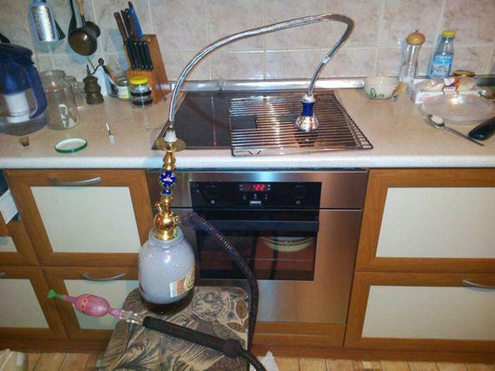 Jaunākā metode ja mājās... Autors: Emchiks Iespējams tikai Krievijā 9