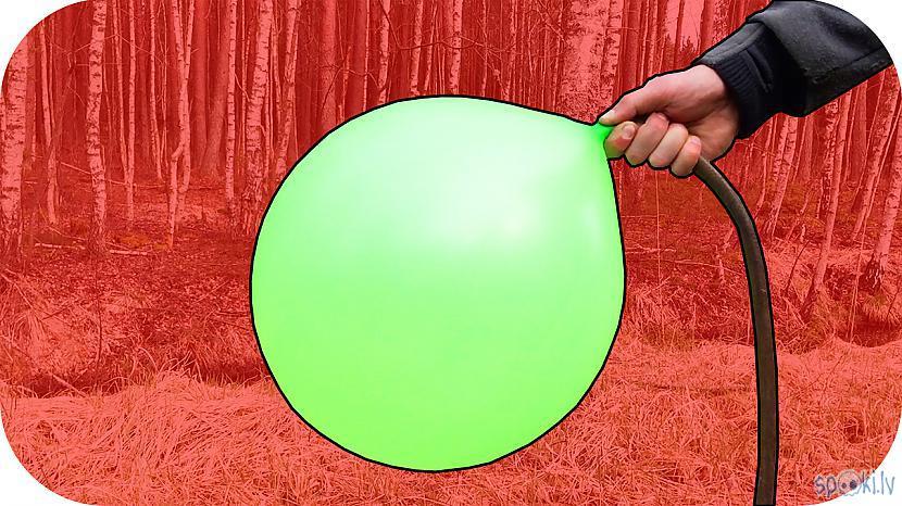 Autors: Baldy Paldies spoki! Sprāgstoši baloni