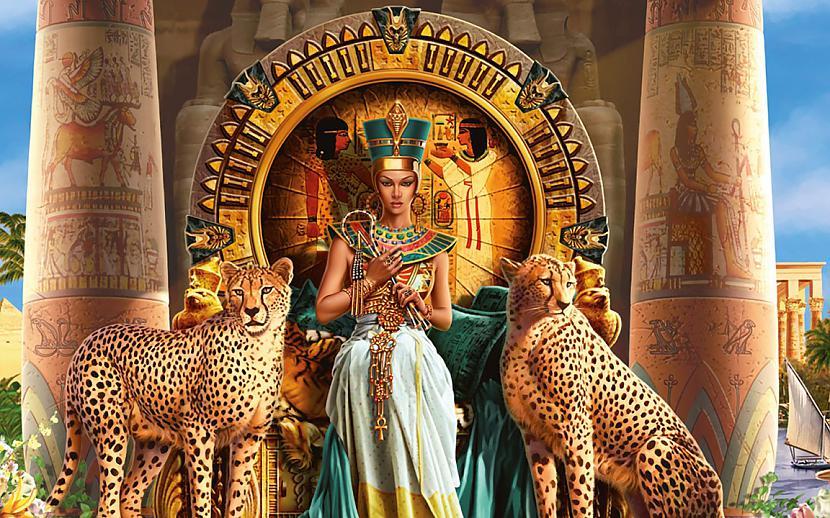 Kleopatra nebija ēģiptiete... Autors: angelsss51 Nezināmi fakti par zināmiem cilvēkiem