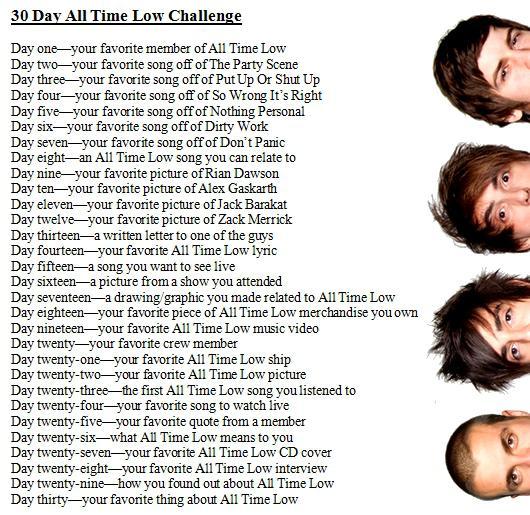 Autors: Fosilija Tumblr  challenges