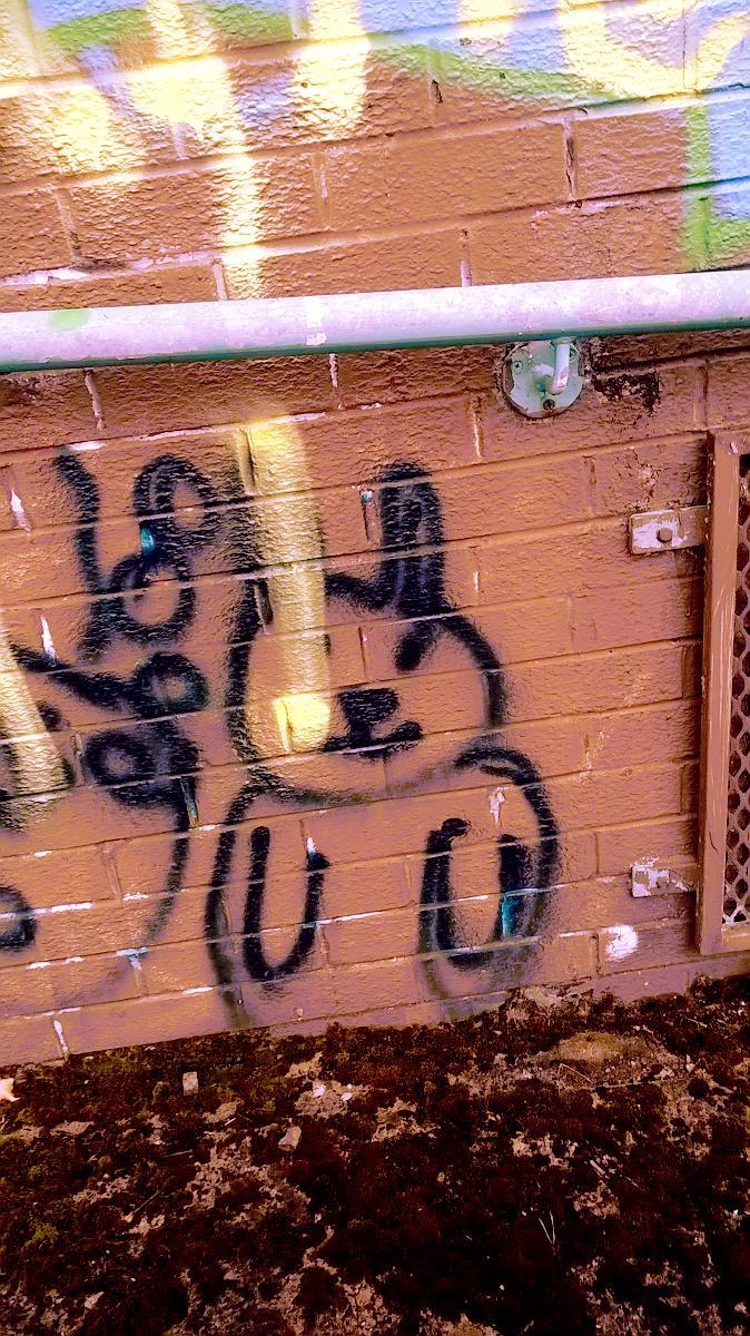 Autors: Strāvonis Graffiti Nr. 10