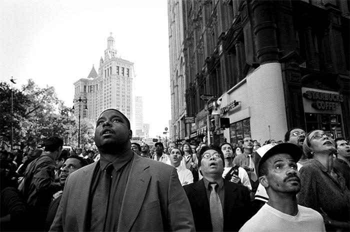 Cilvēki nespēj noticēt tikko... Autors: slepkavnieciskais Īpaši 9/11 attēli, kurus, iespējams, nebūsi redzējis.
