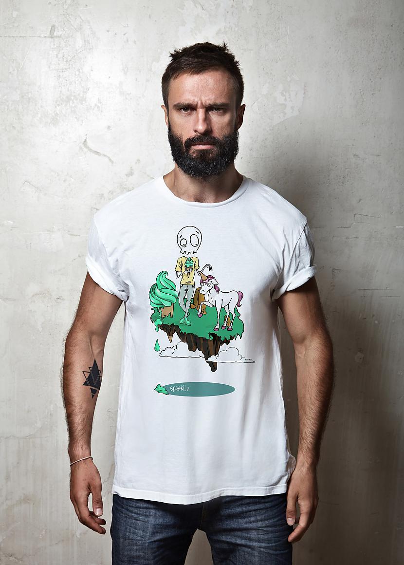 Autors: Spoki Saņem spoku T-kreklu par rakstu!