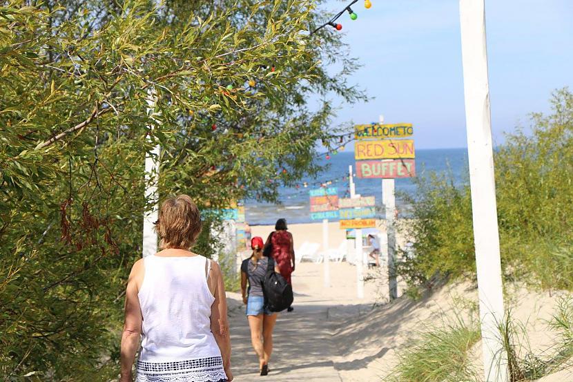 Autors: ALISDZONS Latvija, Liepāja, jūra
