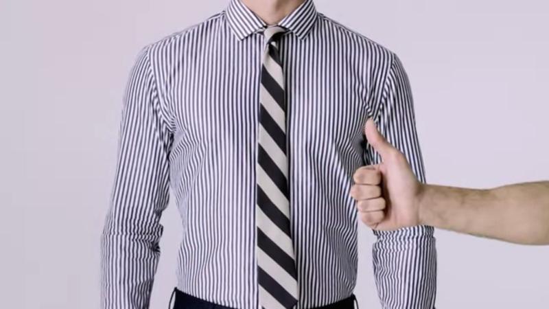 2 Kā sasiet kaklasaiti Četru... Autors: A B3 5 life hax, kas atvieglos tavu dzīvi :)