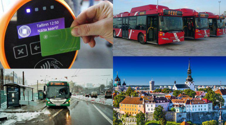 Sabiedriskais transports... Autors: Buck112 Interesanti fakti par Igauniju