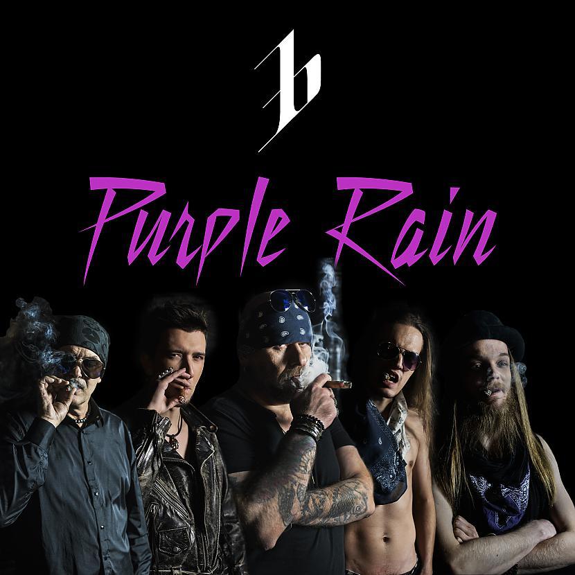 """JĀNIS BUKUMS  Purple Rain Autors: Filips Batarags JĀNIS BUKUMS publicē Prinsa """"Purple Rain"""""""