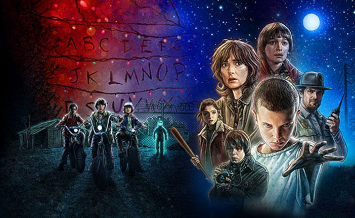 Kad bija iznākusi 2 Stranger... Autors: emowheeler Fakti par Netflix hītu ''Stranger Things''