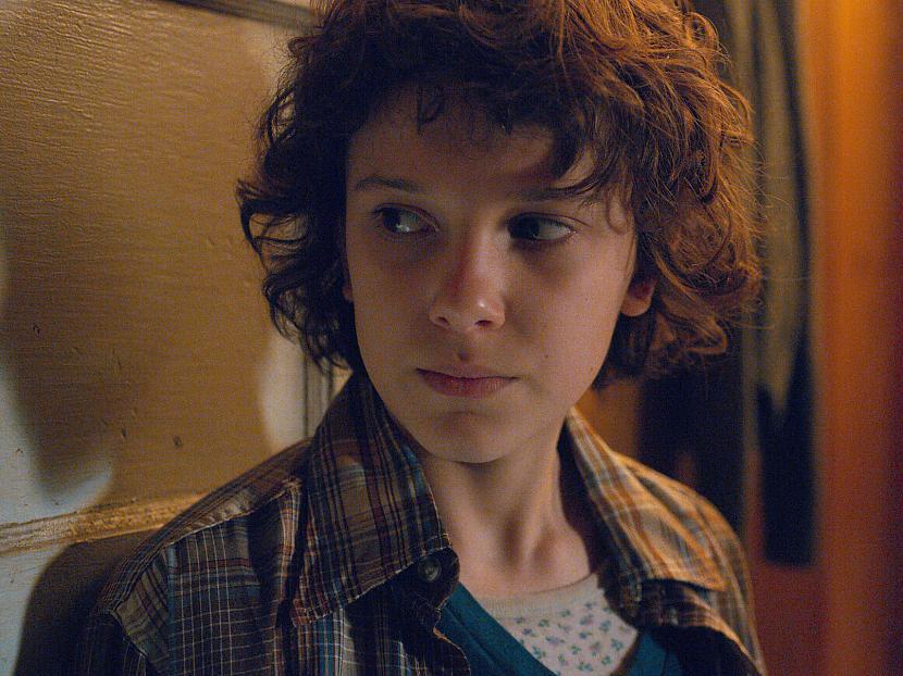 Millijai Bobijai Braunai bija... Autors: emowheeler Fakti par Netflix hītu ''Stranger Things''