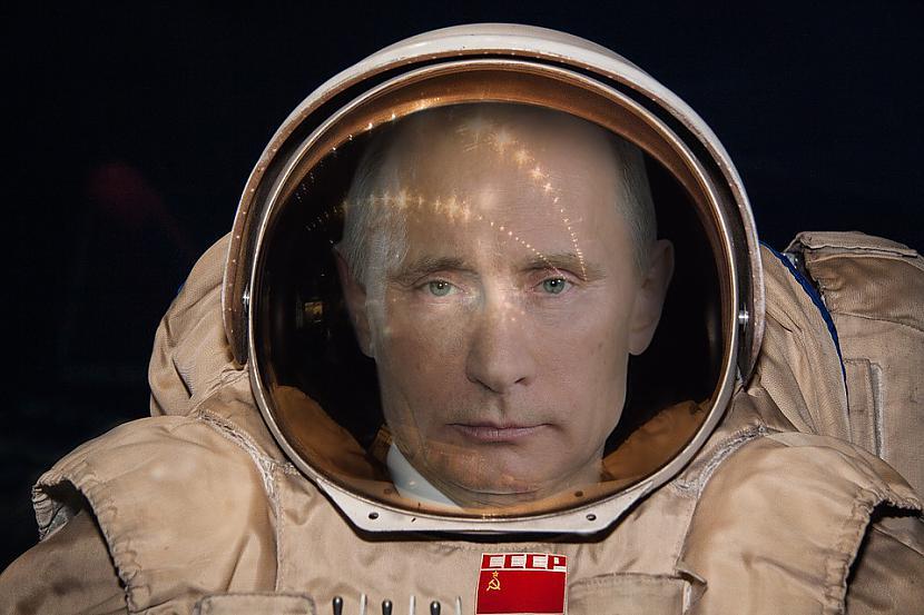 Foto PixabayPutins ir ceļotājs... Autors: Lestets Piecas sazvērestību teorijas par Putinu