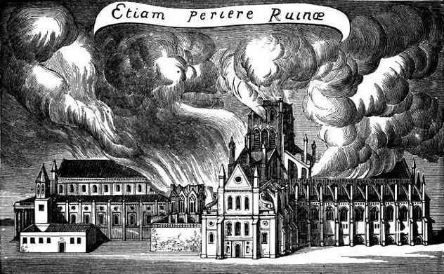 Ugunsgrēks pavisam noteikti... Autors: Plane Crash central Pārsteidzoši fakti par Lielo Londonas ugunsgrēku 1666. gadā