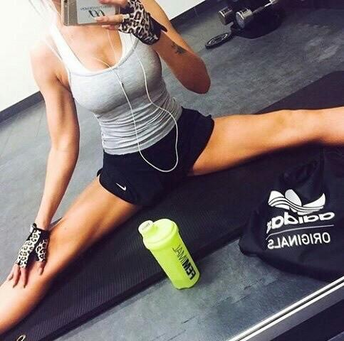 Autors: Fosilija Workout, Eat Well, Be Patient #260