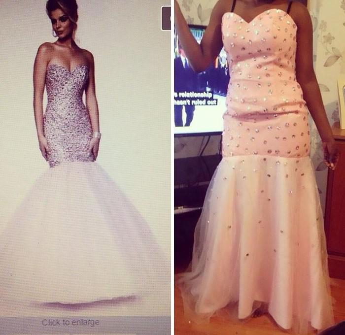Autors: matilde 35 reizes, kad sievietes pasūtīja kleitas «Aliexpress» un smagi apdedzinājās