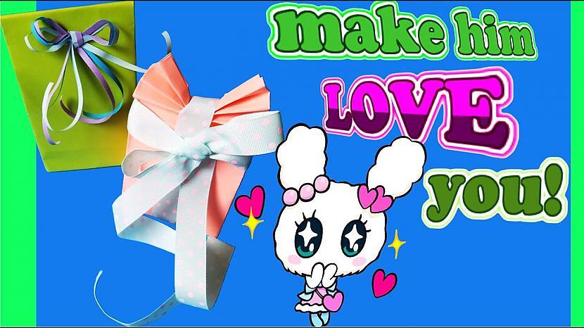 Autors: Halynka Georgiatx He will love you forever if You do this!  DIY GIFT BOX by Devlin Fox