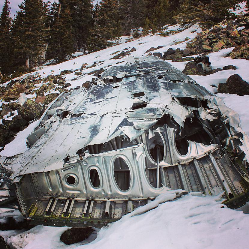 The Humphreys Peak... Autors: bitchtoday 7 lidmašīnu vraki un to stāsti.