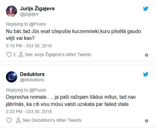 Tikmēr dažiem sāp ka Latgale... Autors: Raivozs Latvegasa - Twitter lietotāji apspriež ideju Latgalē veidot vietējo Lasvegasu