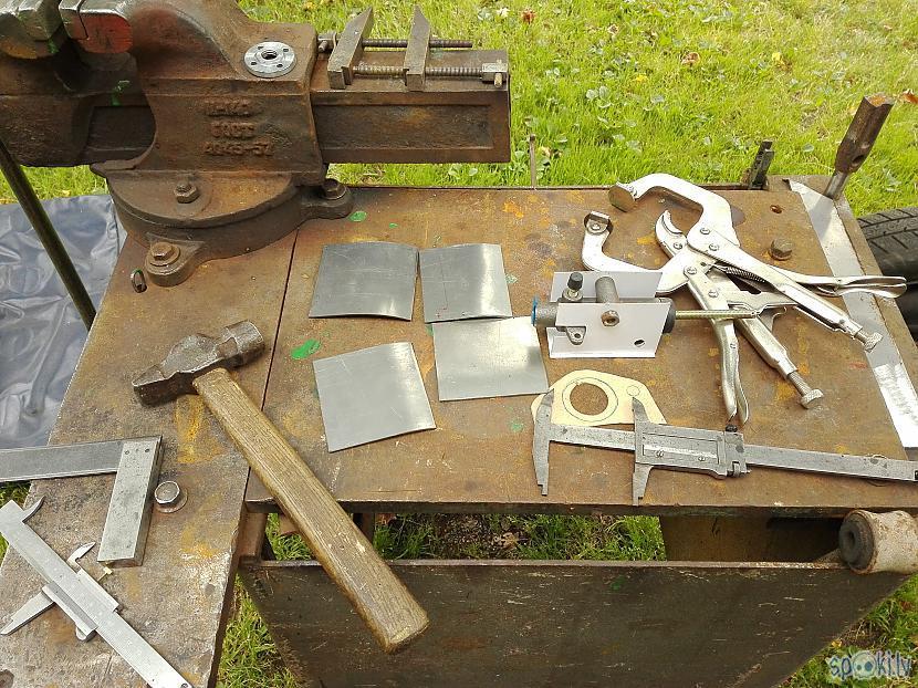 Sāku izgatavot sajūga darba... Autors: JānisKJK Jeep Grand Cherokee 4.0-ZJ Remots [Trešā Daļa]