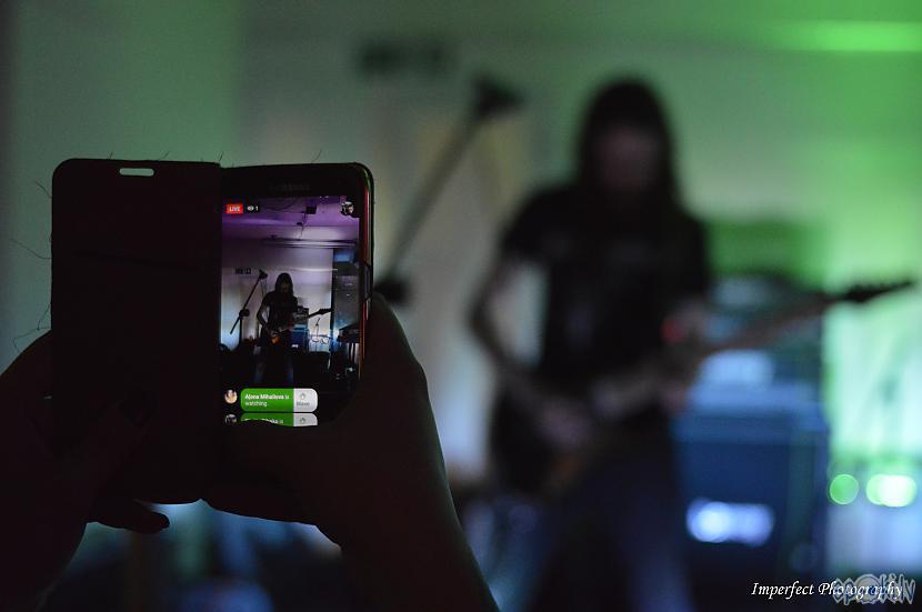 Video priekscaron sociālajiem... Autors: 4agons Uzcepu jaunu videoklipu priekš Solus Nihil un koncerts Dārbijā