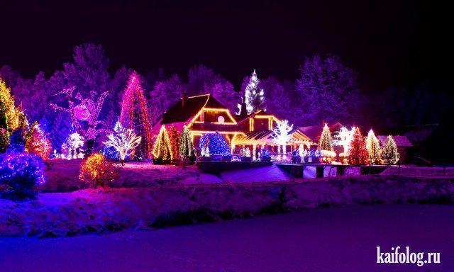 Autors: Pīters Kvils Smieklīgas Ziemassvētku un Jaunā Gada bildītes #9