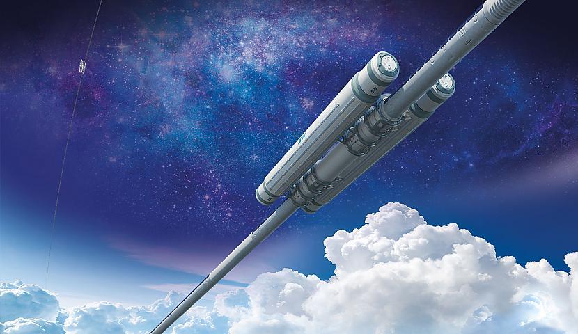 Futurismcom ko tad ja kosmosa... Autors: The Next Tech Skyway 59