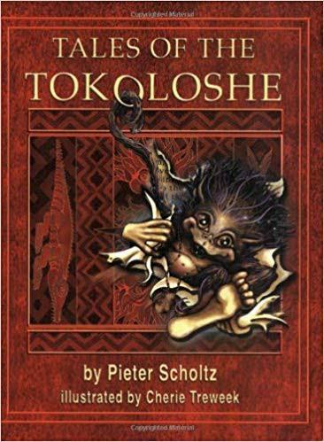 Grāmata bērniem  par Tokološe... Autors: Zigzig Tokološe