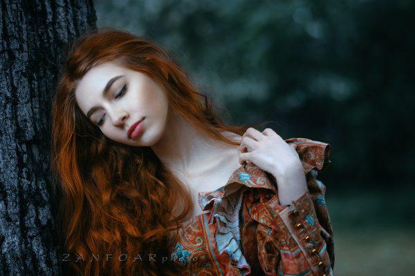 Autors: Fosilija Rudmates: burvīgu meiteņu fotoattēli 👩🦰