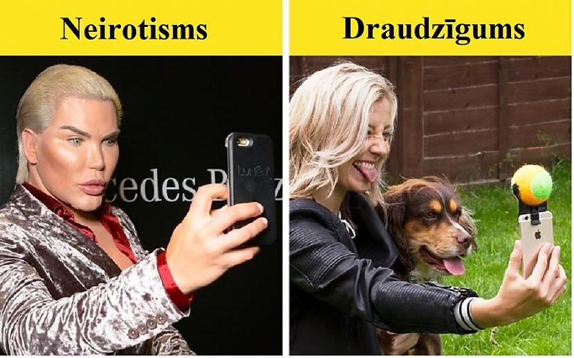 Tavs selfijs ir īsā... Autors: Lestets 7 interesanti fakti par to, ko atklāj tavs izskats