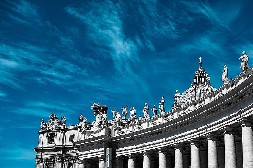 nbspSv Pētera bazilika ir... Autors: Lestets 15 fakti par Vatikānu, kuriem ir ļoti grūti noticēt