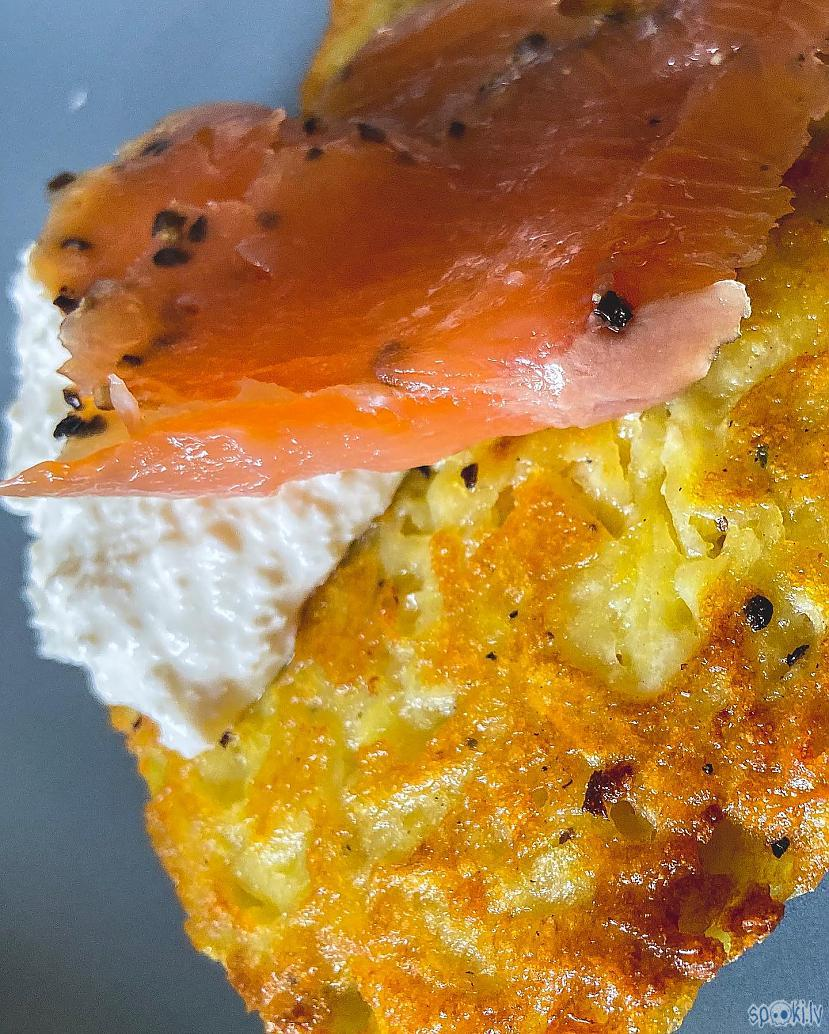 Autors: kaslacitimvedera Kas lācītim vēderā ir atpakaļ - Kartupeļu pankūkas Lācīša gaumē