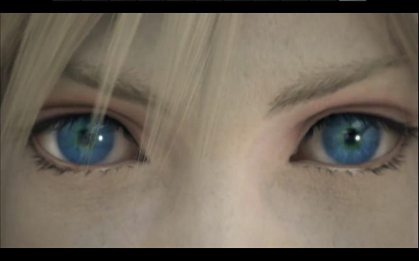 Zilas acis pieder pie ūdens... Autors: janka357 Acis - dvēseles spogulis