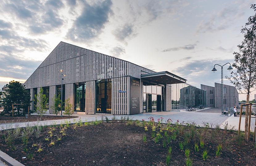 Hanzas PeronsArhitekts  Reinis... Autors: Little rocket man Labākās uzbūvētās celtnes šajā dekādē