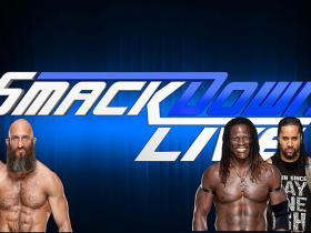 WWE Friday Night Smackdown 03.01.2020