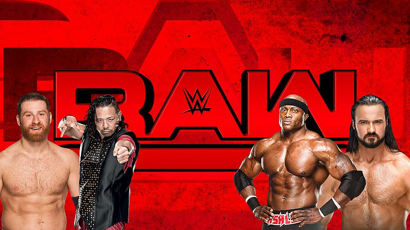 Autors: FoolishGameTV WWE RAW 06.01.2020