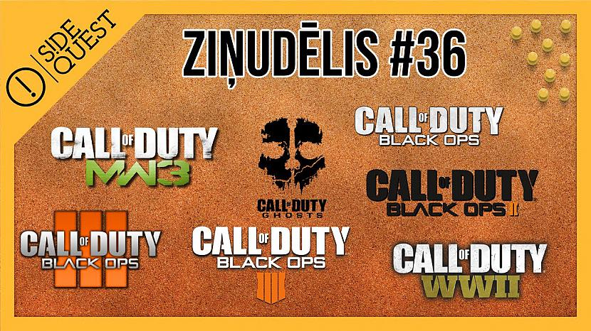 Autors: Lil Teemo Ziņudēlis #36 – Call of Duty! Call of Duty visur!
