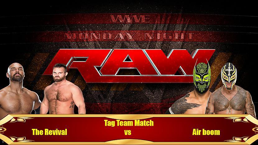Autors: FoolishGameTV WWE RAW 10.02.2020