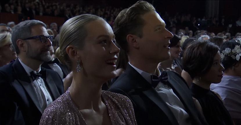 Autors: matilde Labākās skatītāju reakcijas no Eminema negaidītās uzstāšanās «Oskara» ceremonijā