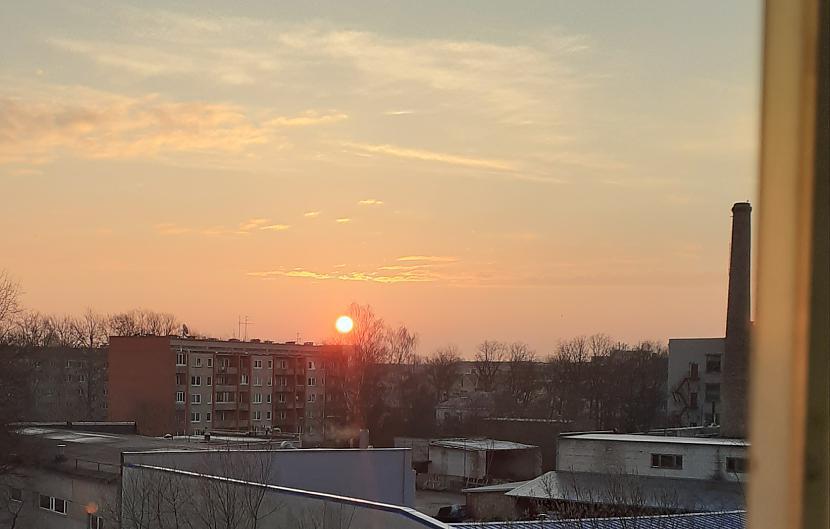 Bilde tā pati tikai nedaudz... Autors: Drakonvīrs Pilnmēness plkst 4 - 4.30, un saullēkts...