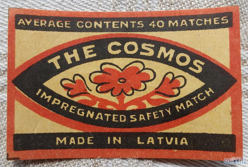 Autors: pyrathe Latvijas eksporta sērkociņi: Made in Latvia