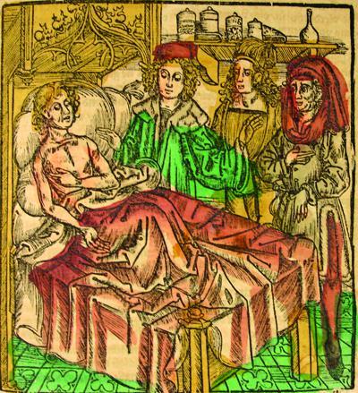 15 gs beigās izcēlās dīvaina... Autors: Patrīcija Jolkina Viduslaiku slimības un medicīna Baltijā