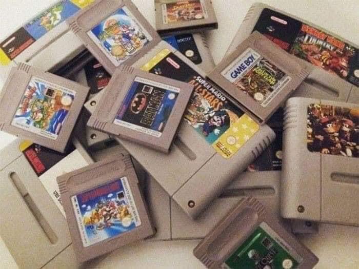 Lieliska videospēļu izvēle... Autors: Lestets Ak, šīs vecās labās dienas