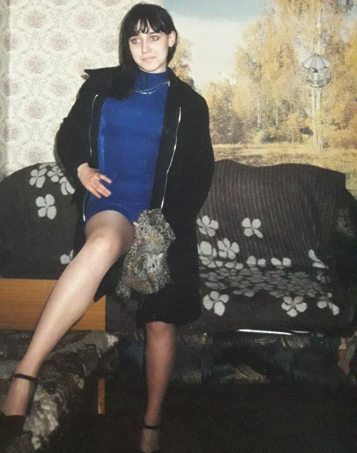 Man scaronajā foto ir 16 gadu... Autors: The Diāna 20 reizes, kad cilvēki gribēja justies nostalģiski, bet beigās izplūda smieklos