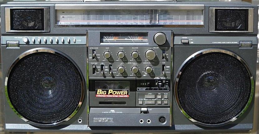 Lai gan JVC vēlāk izstrādāja... Autors: Fosilija Kāpēc JVC radioaparāti netika pārdoti Japānā