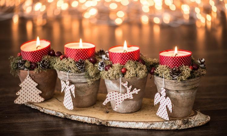 Adventes laikam... Autors: EV1TA Gatavojamies Ziemassvētkiem laicīgi – uzburam svētku noskaņu