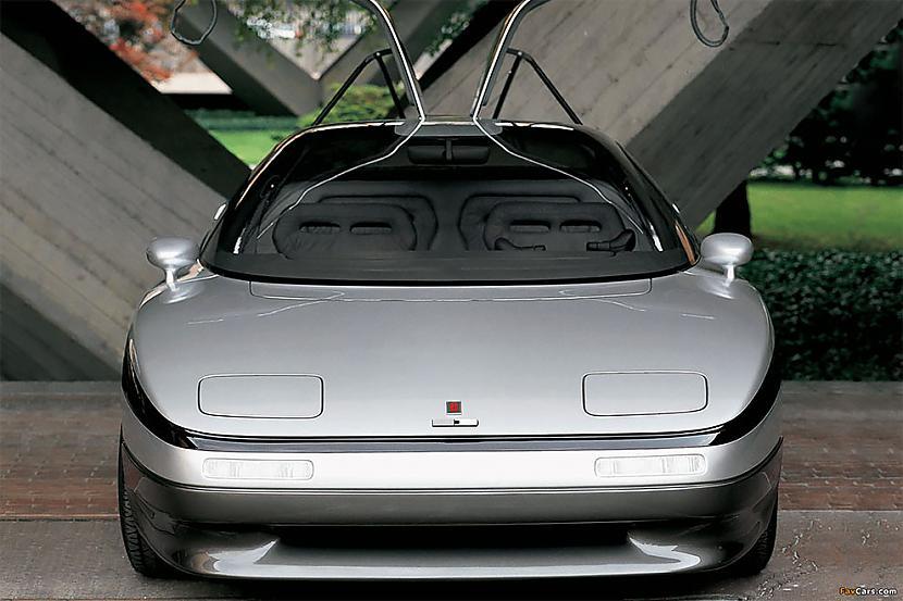 Autors: Zibenzellis69 Unikāla automašīna ar neparastāko informācijas paneli