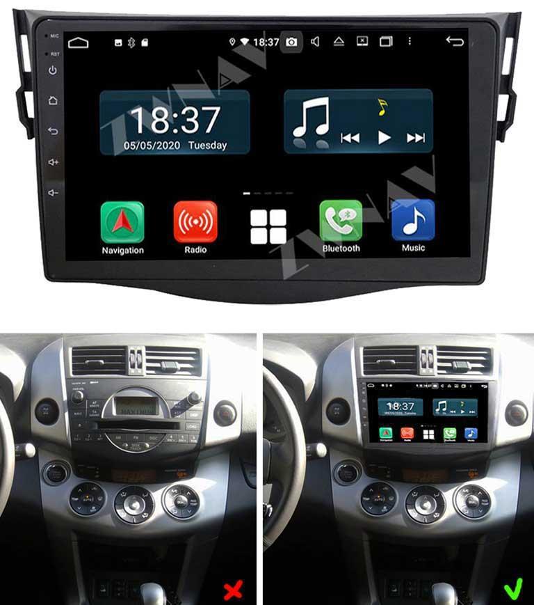 ZWNAV automascaronīnas radio... Autors: Valery 2 15 Teslas Toyota stila automašīnu radioaparāti no AliExpress