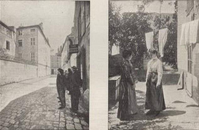 25 gadus vēlāk 1901 gadā... Autors: Neitrālists Ģimene glabāja šausmīgu noslēpumu
