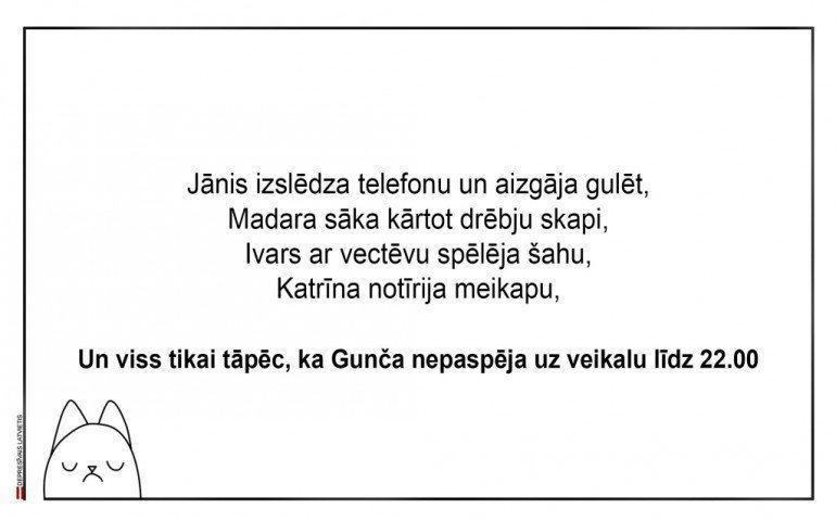 Autors: Pūkainais mērglis Bildes ko sapratīs tikai latvieši