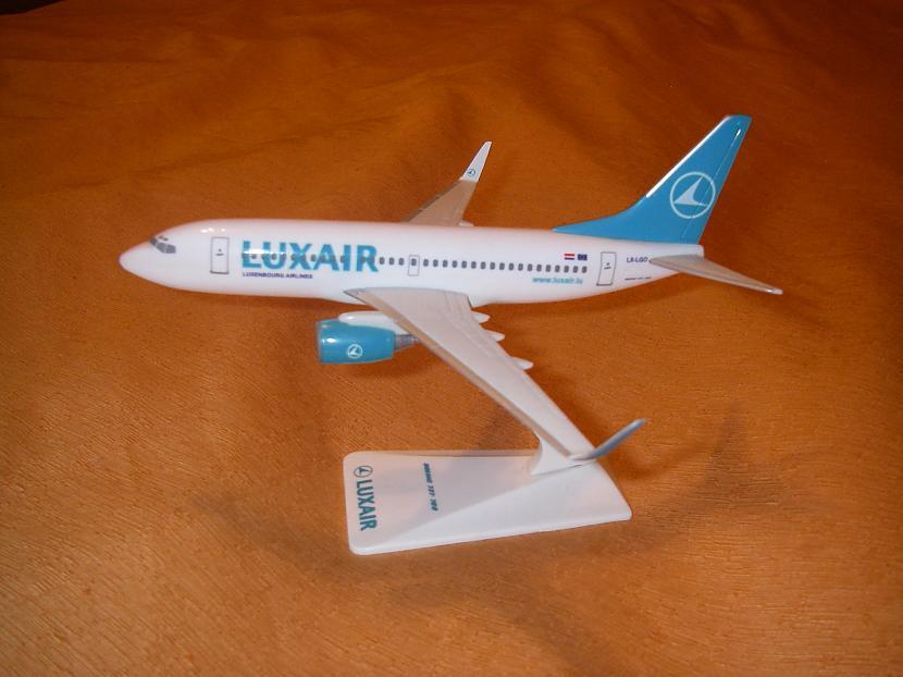 Luxair nenozīmē luksus bet... Autors: Sandis Bsn Lidmašīnas